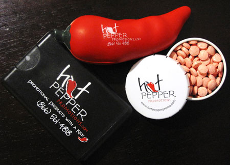 Hot Pepper Promo